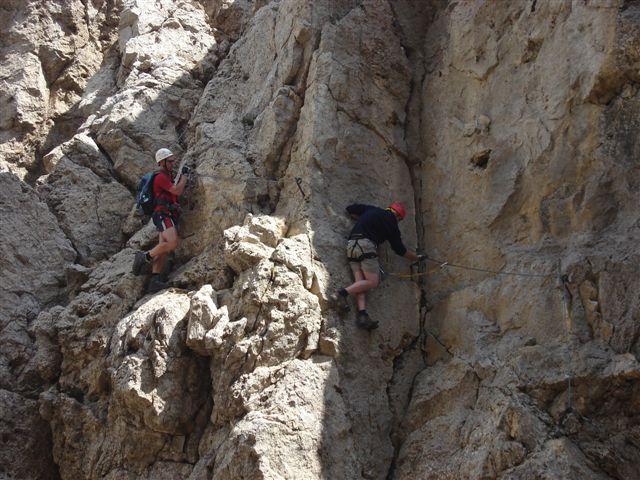 Klettersteig Rotwand : Sextner rotwand felix meyer fotograf